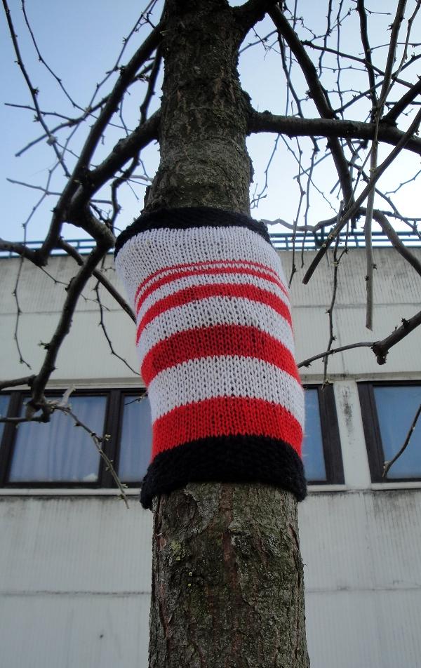 textil{e}tronics » Yarn Bombing, second round